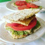 Легкие веганские сэндвичи