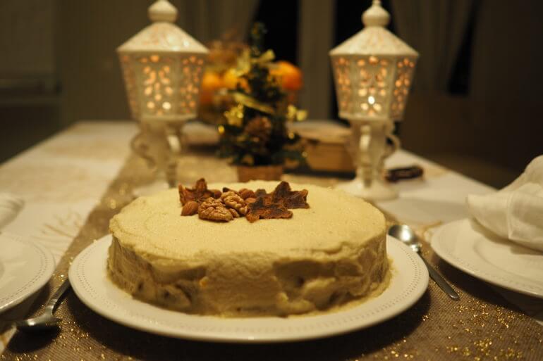 Инжирный торт