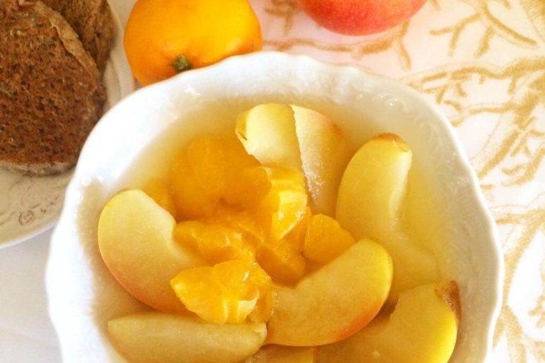 Пряные фрукты